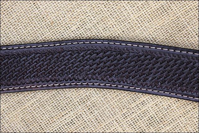 Basket Weaving Houston : Hilason western leather horse breast collar dark brown
